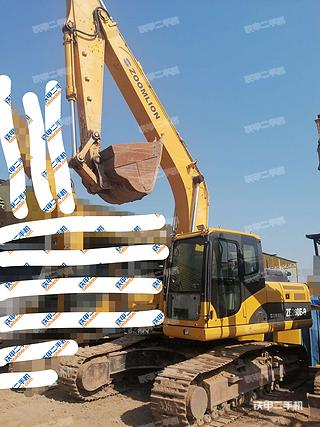 中聯重科ZE230E-9挖掘機實拍圖片