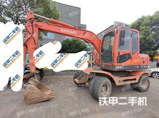 徐州新源XY75W-8挖掘機實拍圖片