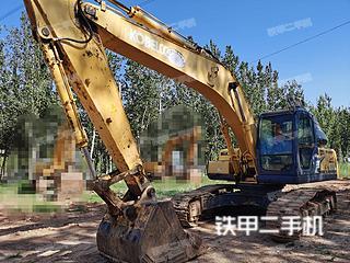 太原神鋼SK260LC-8挖掘機實拍圖片