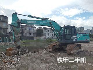 臺州神鋼SK200-8挖掘機實拍圖片