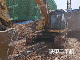 泰安柳工CLG920C挖掘機實拍圖片