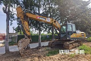 山东-潍坊市二手徐工XE200DA挖掘机实拍照片