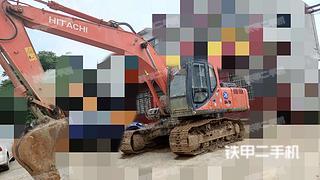 太原合礦HK215挖掘機實拍圖片