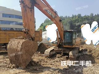 凱斯CX300B挖掘機實拍圖片
