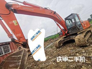 山东-青岛市二手日立ZX230挖掘机实拍照片