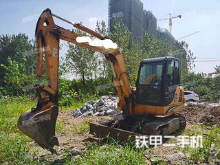 孝感龍工LG6060挖掘機實拍圖片