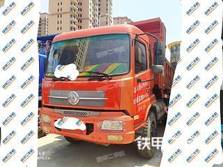 宜昌東風4X2工程自卸車實拍圖片