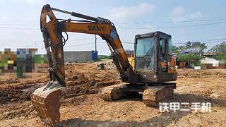 南昌三一重工SY55C挖掘機實拍圖片