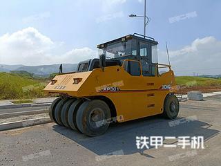 安徽-巢湖市二手徐工XP301压路机实拍照片