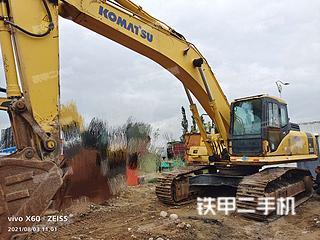 烏海小松PC360-7挖掘機實拍圖片