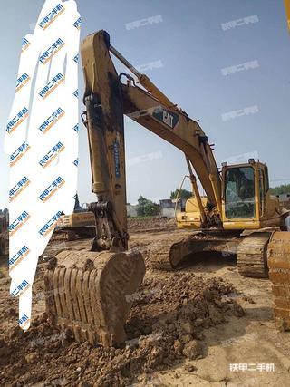 中聯重科ZE220ELC挖掘機實拍圖片