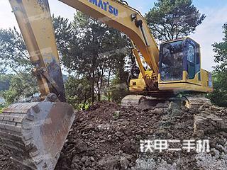 小松PC200-8M0挖掘機實拍圖片