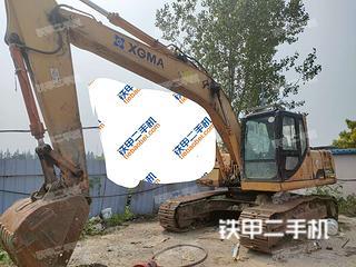 廈工XG822LC挖掘機實拍圖片