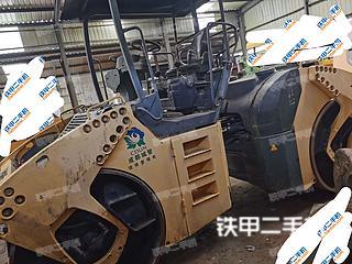 江苏-徐州市二手宝马格BW141AD-4压路机实拍照片