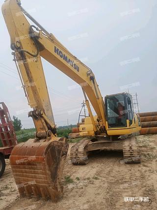 衡水小松PC200-8M0挖掘機實拍圖片