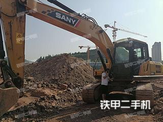 三一重工SY225H挖掘機實拍圖片