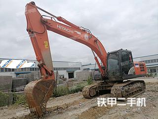 日立ZX200-5G挖掘機實拍圖片