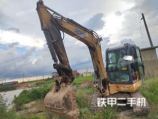 江西-九江市二手徐工XE60D挖掘机实拍照片