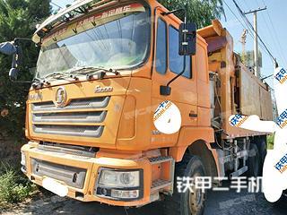 宜昌陜汽重卡6X4工程自卸車實拍圖片