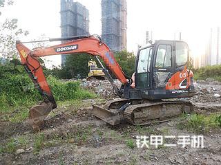 南京斗山DX60E-9CN挖掘機實拍圖片