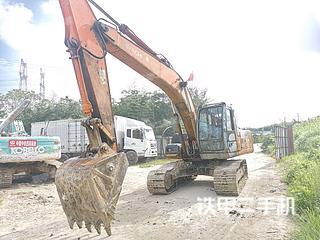 日立ZX200-HHE挖掘機實拍圖片