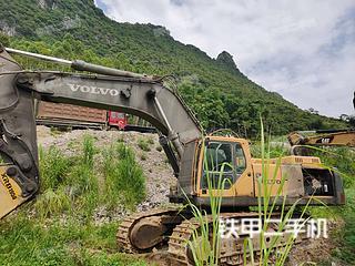沃爾沃EC700BLC挖掘機實拍圖片