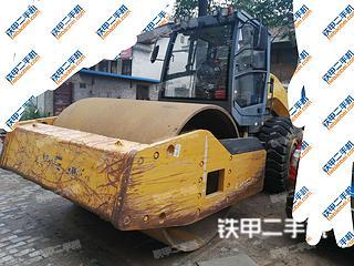 陕西-商洛市二手柳工CLG6122E压路机实拍照片