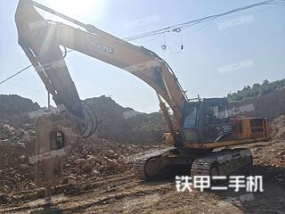 加藤HD1638R挖掘機實拍圖片