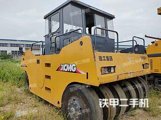 湖北-襄阳市二手徐工XP301压路机实拍照片