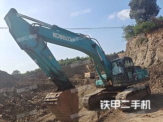 神鋼SK330-8挖掘機實拍圖片