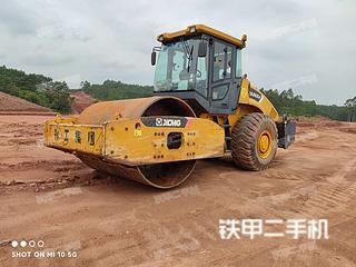 广西-南宁市二手徐工XS263J压路机实拍照片