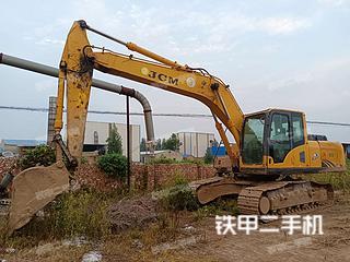 山推挖掘機JCM921D挖掘機實拍圖片