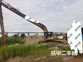 卡特彼勒330BL挖掘機實拍圖片