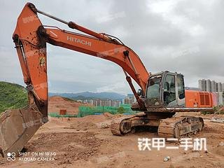 日立ZX350H-3挖掘機實拍圖片