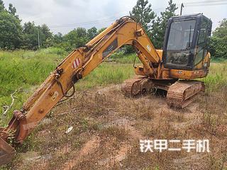 江西-九江市二手雷沃重工FR65V8挖掘机实拍照片