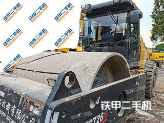 四川-成都市二手洛阳路通LTS726H压路机实拍照片