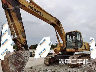 小松PC200LC-6E挖掘機實拍圖片
