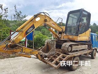 江西-宜春市二手雷沃重工FR65V8挖掘机实拍照片