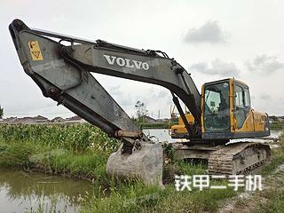 貴港徐挖XCG220LC-8挖掘機實拍圖片