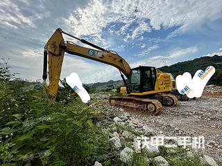 广东-广州市二手卡特彼勒新一代Cat®323液压挖掘机实拍照片