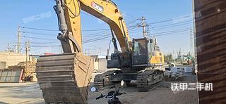 酒泉徐工XE550DK挖掘機實拍圖片