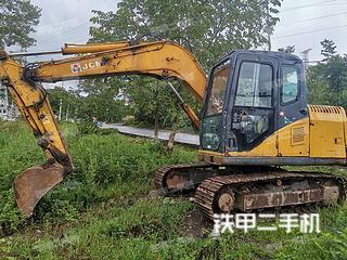 曲靖山重建機JCM908C挖掘機實拍圖片