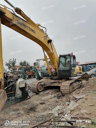 住友SH360HD-6挖掘機實拍圖片