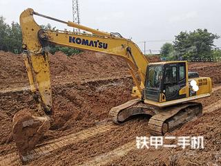 二手小松 PC215HD-10M0 挖掘...转让出售