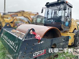 云南-昆明市二手洛阳路通LTS723H压路机实拍照片