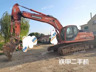 保定斗山DX260LC挖掘機實拍圖片