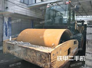 四川-德阳市二手徐工XS202JE压路机实拍照片
