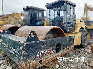 云南-昆明市二手洛阳路通LT626SD压路机实拍照片