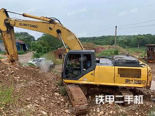 住友SH360HD-5挖掘機實拍圖片