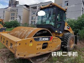 四川-南充市二手徐工XS263J压路机实拍照片